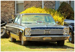 A Plymouth Fury III by TheMan268