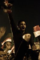 The Egyptian Revolution 7 by Moesherif