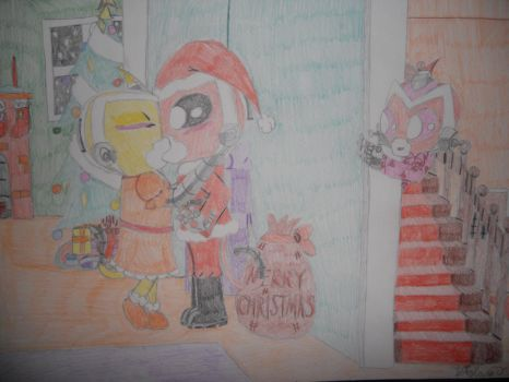 CE: I saw mommy kissing santa claus by gibina4ever