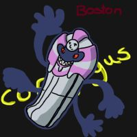 Shiny Boston Brand by MineralRabbit