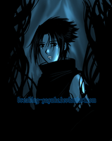 Blue Darkness by BreakingSasuke