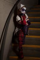 Harley Ponders by CuteyKitty