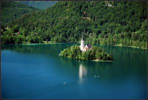 Slovenian Beauty by yuvi2