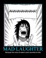 Motivation - Mad Laughter by Songue