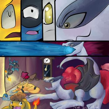 Pmd mission 2 part 3 by Srarlight