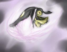 Contest Entry: Mawile by krygtru