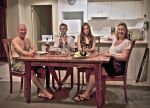 Family Dinner by Michaella-Designs