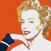 marilyn by timmount