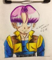 The Crayola Challenge. ._. by dbzultrafan312000
