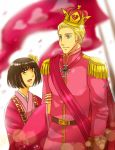 Gift : King and Queen of Hearts by pink-crest