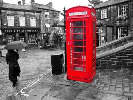 The Telephone box by Estruda