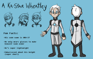 I Gone And Did A Wheatley by Ka-Star