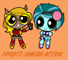 Monster High: Frights Camera Action by clau132MonsterHigh