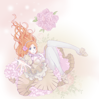 Orihime wedding by queenshocker