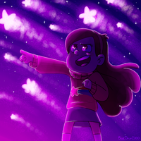 Shooting Star by BlueOrca2000
