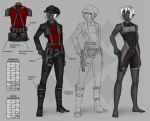 Drow Armor-Sheet by Project-Drow