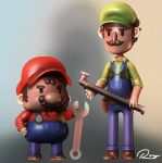 Plumber Brothers by roboba