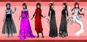 Aradia Designs by EiraQueenofSnow
