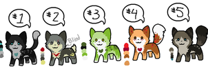 Point Adopts! by LiveToAdopt