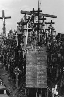 Hill of Crosses 2 by matthew-s-hanson