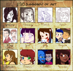 Mo3's 2010 Summary of Art by chachi411