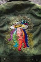 Cali-Bound Jacket by browneyedanachronism