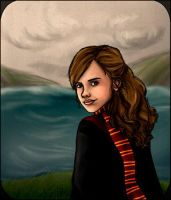 Hermione By..-Until-The-Dark by HogwartsArt