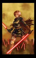 Sith girl by longai