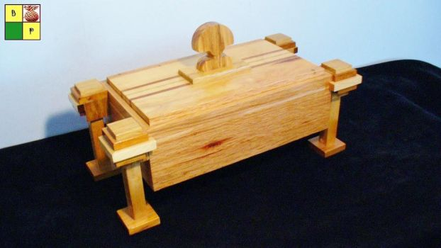 J.M. Woodworx BOXES (10) by Brasspineapple