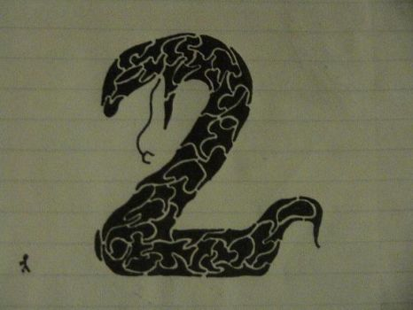 Snake by sewer-scum