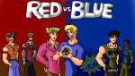 Red vs. Blue by Brit-Brit