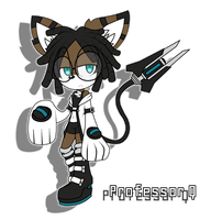 Professor Q Outfit 3 by ProfessorZE