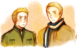 APH: Hair Switch by oathmeal