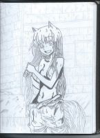 Horo Spice and Wolf by TheMangaEditor
