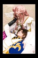 Code Geass - Lovers at Rest by Kuragiman