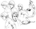 Studies - Ethan Hunt (2) by SJen