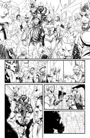 Oz: Reign of the Witch Queen #1 pg 11 by fragcomics