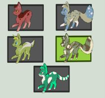 Collab Critteradopts -OPEN- by SilenceMoonskin