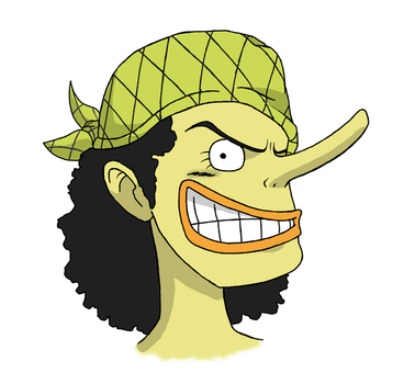 One Piece - Usopp by ViolentDemise92