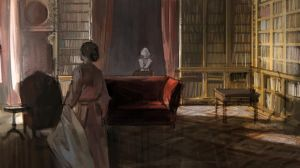 1hr Study - Downton Abbey 02 by tobiee