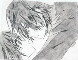 Vampire knight Eternal love by luthrien