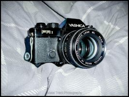 Yashica FR-1 by MetalTrack