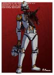 Infected Clone Trooper #2 by Moemoore