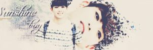 Cover Ryeowook Happy Anniversary of Yewook by CrazzyJoyer
