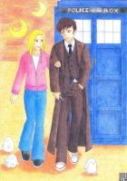 The Doctor and Rose - Forever by GreenArcherAlchemist