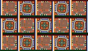 Fractal Quilt 2 by wolfepaw