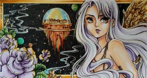 CE: Polli's Space World by Toto-the-cat