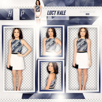 #PACK PNG# Lucy Hale. by MarEditions1