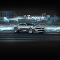 Camaro by HSNstorage