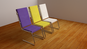 3D Chair [Download] by LDaxin